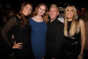 Brette Graber, Amanda Mitchell, Aaron Coleman & Gina Giordan