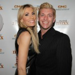 ITM host Gina Giordan & ITM Business Manager Aaron Coleman