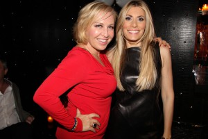 Elvira Grau & ITM host Gina Giordan