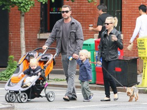 watts and family