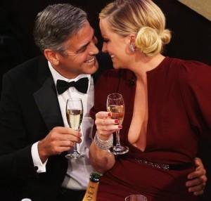 Clooney and Poehler