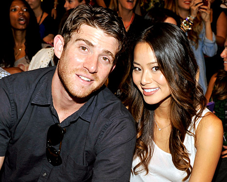 Bryan Greenberg couple