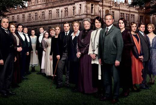 Downton Abbey Downton-abbey-season-4-pictures