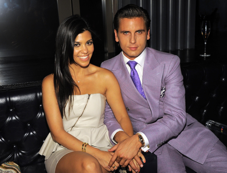 Who is kourtney kardashian dating 2014