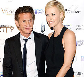 Are Sean Penn And Charlize Theron Planning Hollywood S Next Shotgun Wedding