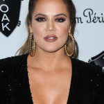 Khloe Kardashian hosts a New Year's Eve Party 2014 in Las Vegas